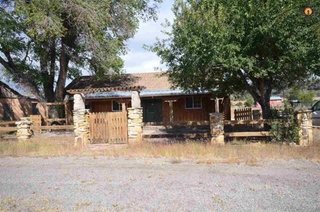29 Old State Rte 60, Datil, NM 87821 (MLS #20190289) :: Rafter Cross Realty