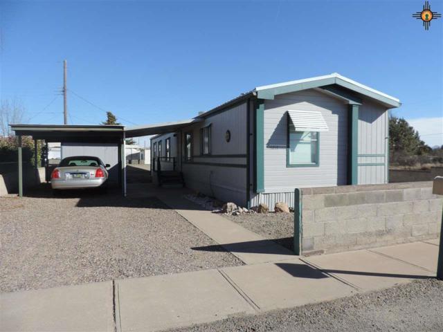 3211 S Socorro, Deming, NM 88030 (MLS #20190310) :: Rafter Cross Realty