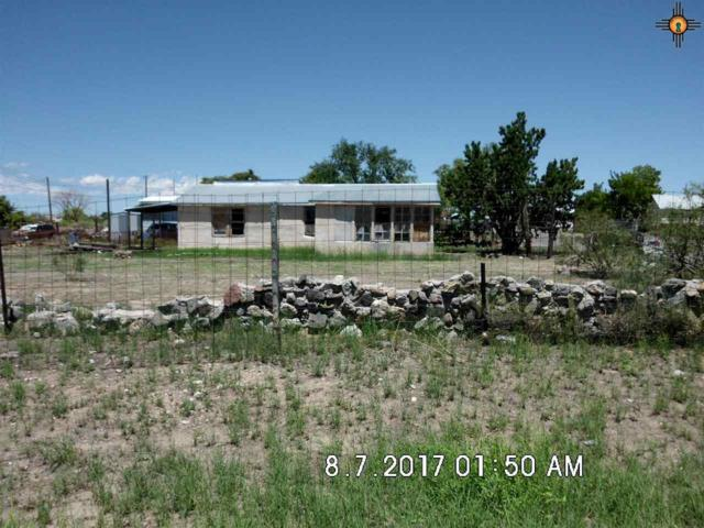 502 Pine St, Truth Or Consequences, NM 87901 (MLS #20190445) :: Rafter Cross Realty