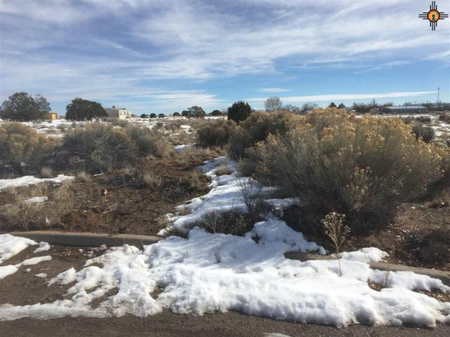 #08 Calle Bonita Ct, Thoreau, NM 87323 (MLS #20190454) :: Rafter Cross Realty