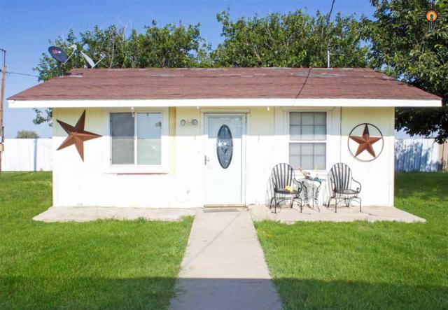 806 E Absher, Hobbs, NM 88240 (MLS #20190498) :: Rafter Cross Realty