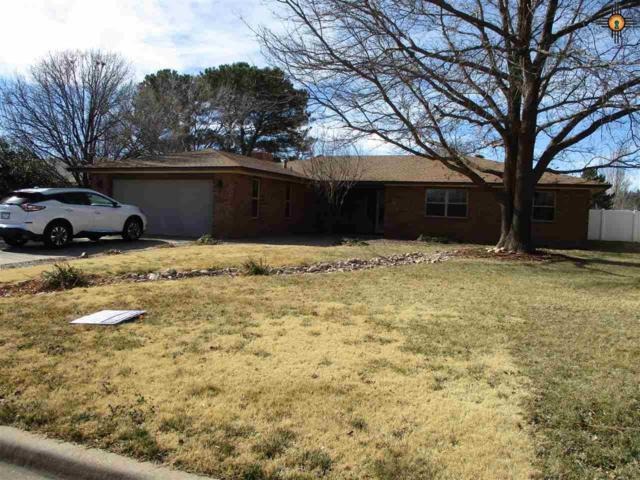 1500 Wilshire, Clovis, NM 88101 (MLS #20190557) :: Rafter Cross Realty