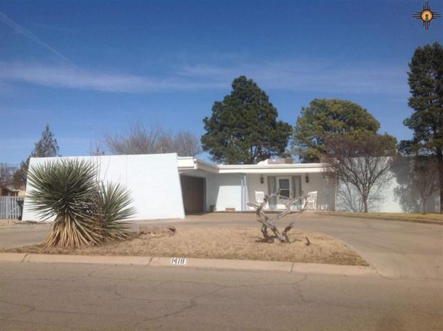 1418 N Country Club Circle, Carlsbad, NM 88220 (MLS #20190566) :: Rafter Cross Realty