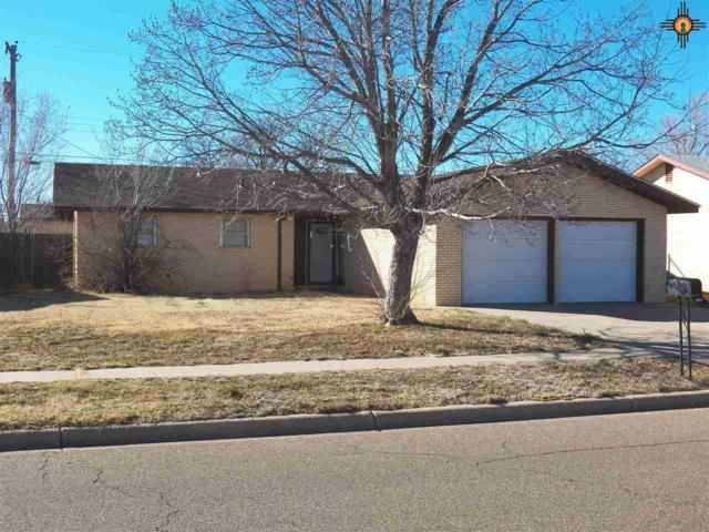 3204 Mandel Circle, Clovis, NM 88101 (MLS #20190636) :: Rafter Cross Realty