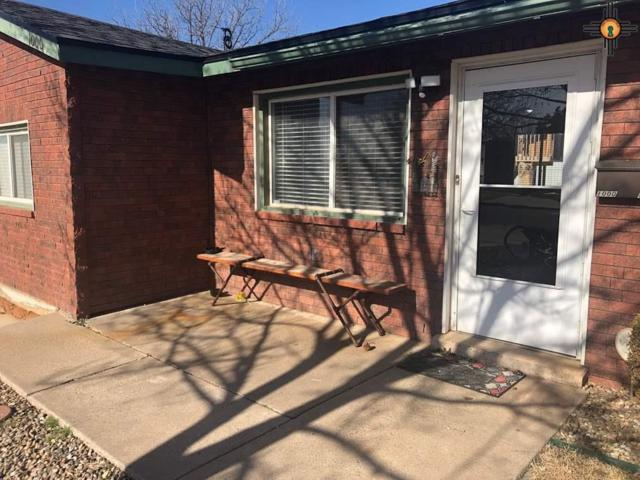 1000 Kathie, Clovis, NM 88101 (MLS #20190693) :: Rafter Cross Realty