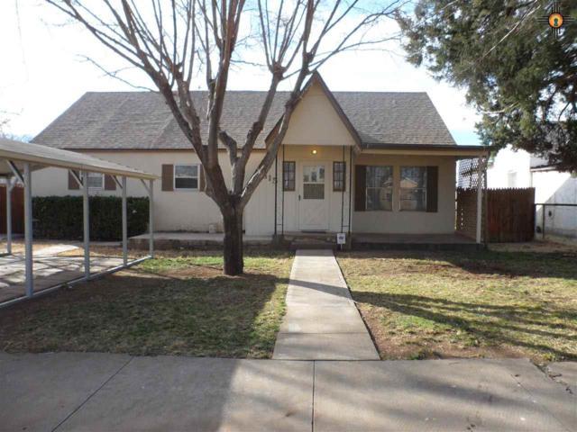 315 W Dallas Ave, Artesia, NM 88210 (MLS #20190697) :: Rafter Cross Realty
