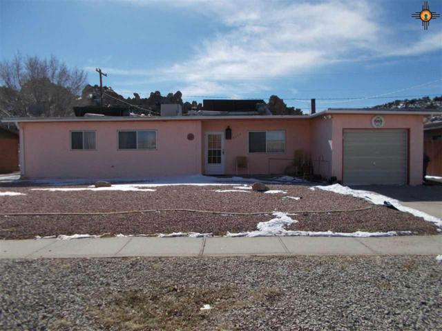 3308 Ciniza Dr., Gallup, NM 87301 (MLS #20190707) :: Rafter Cross Realty