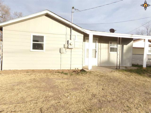 1613 S Ave H, Portales, NM 88130 (MLS #20190742) :: Rafter Cross Realty