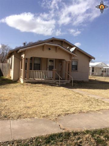 1014 Calhoun, Clovis, NM 88101 (MLS #20190760) :: Rafter Cross Realty