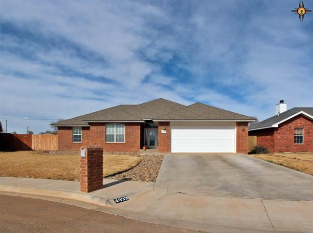 4332 Sandstone Dr., Clovis, NM 88101 (MLS #20190773) :: Rafter Cross Realty