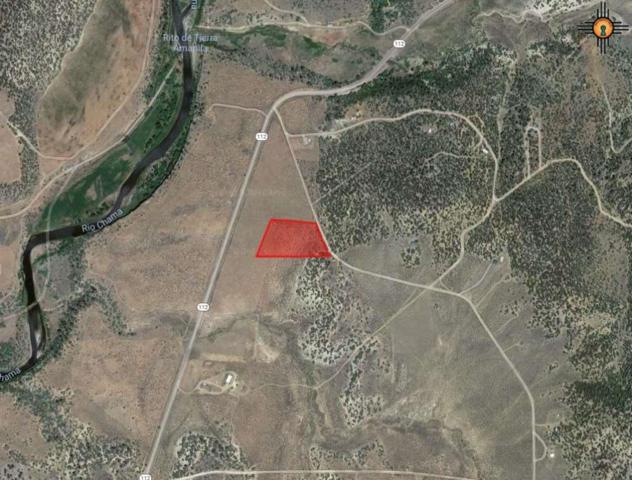 0 Hwy 112, Tierra Amarilla, NM 87575 (MLS #20190904) :: Rafter Cross Realty