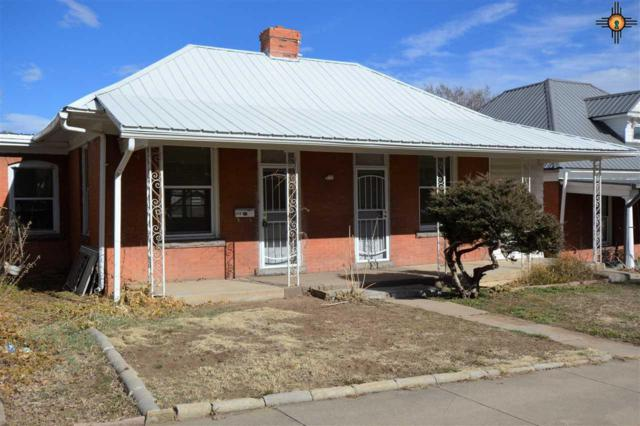910 Third Street, Las Vegas, NM 87701 (MLS #20190906) :: Rafter Cross Realty