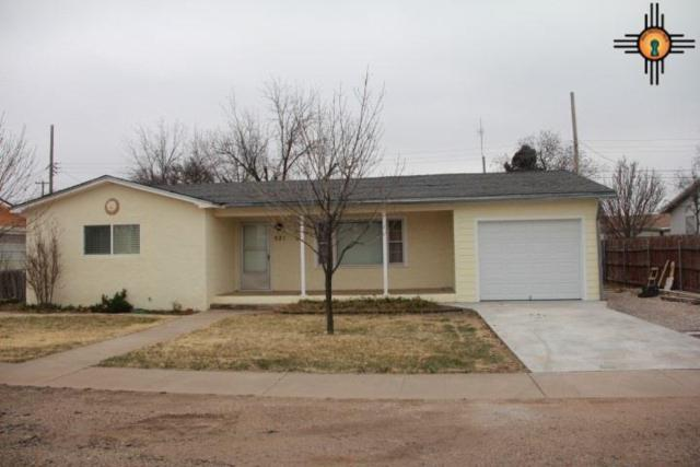 521 W 16th Lane, Portales, NM 88130 (MLS #20190984) :: Rafter Cross Realty