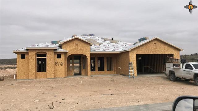 816 Calamity Jane, Carlsbad, NM 88220 (MLS #20190989) :: Rafter Cross Realty