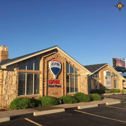 813 E Llano Estacado Blvd., Clovis, NM 88101 (MLS #20191056) :: Rafter Cross Realty