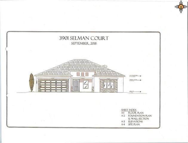 3901 Selman Court, Carlsbad, NM 88220 (MLS #20191057) :: Rafter Cross Realty