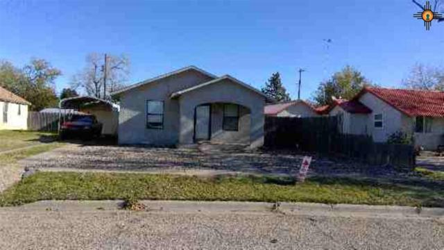 1013 S Ave A, Portales, NM 88130 (MLS #20191083) :: Rafter Cross Realty