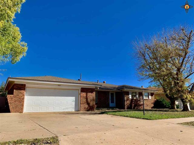 2209 Moberly, Clovis, NM 88101 (MLS #20191130) :: Rafter Cross Realty