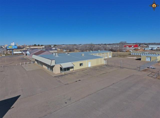 2020 Mabry Dr, Clovis, NM 88101 (MLS #20191167) :: Rafter Cross Realty