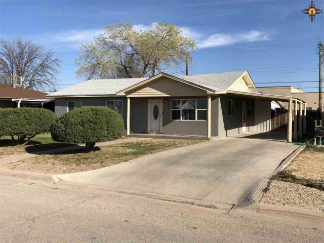 1206 Yucca Ave, Artesia, NM 88210 (MLS #20191185) :: Rafter Cross Realty