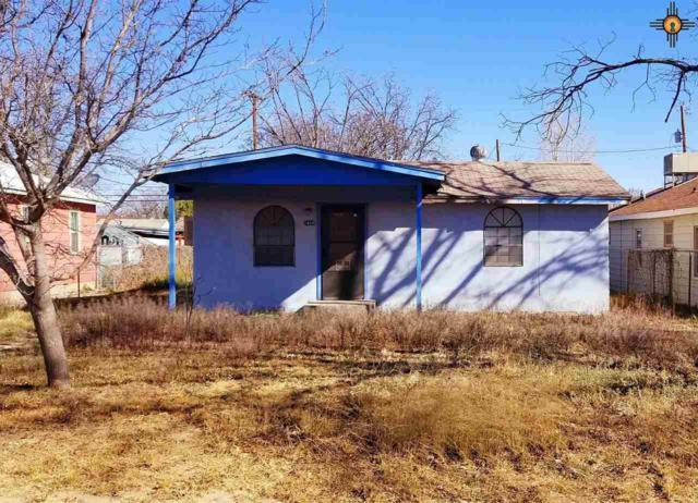 2404 Avenue B, Carlsbad, NM 88220 (MLS #20191200) :: Rafter Cross Realty