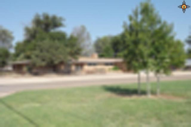 2100 W University Avenue, Portales, NM 88130 (MLS #20191244) :: Rafter Cross Realty