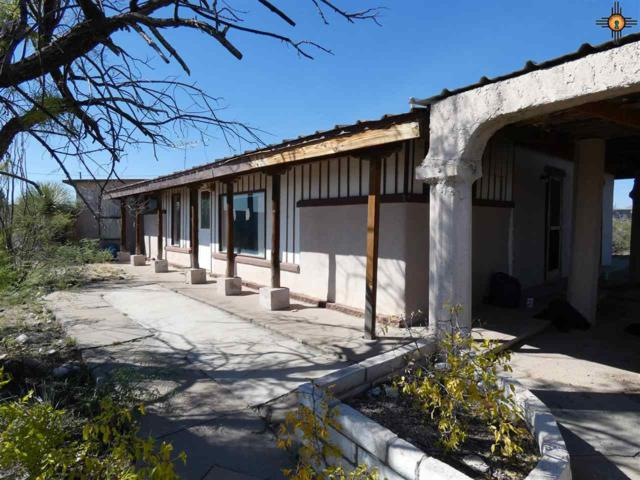 1114 Roosevelt Ave, Columbus, NM 88029 (MLS #20191256) :: Rafter Cross Realty