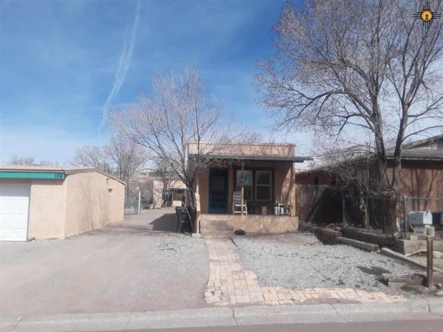 106 W Lincoln, Gallup, NM 87301 (MLS #20191359) :: Rafter Cross Realty