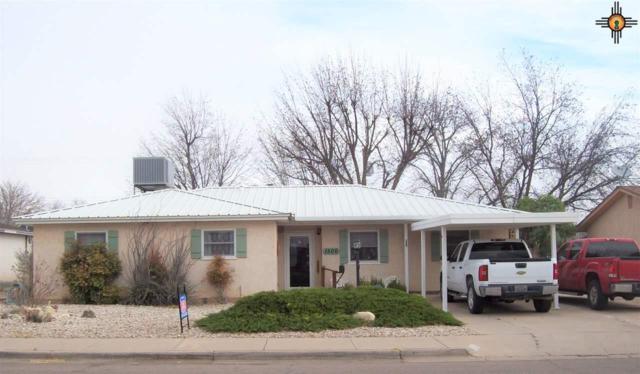1506 W Briscoe Avenue, Artesia, NM 88210 (MLS #20191385) :: Rafter Cross Realty