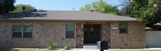 105 E 16th St, Portales, NM 88130 (MLS #20191425) :: Rafter Cross Realty