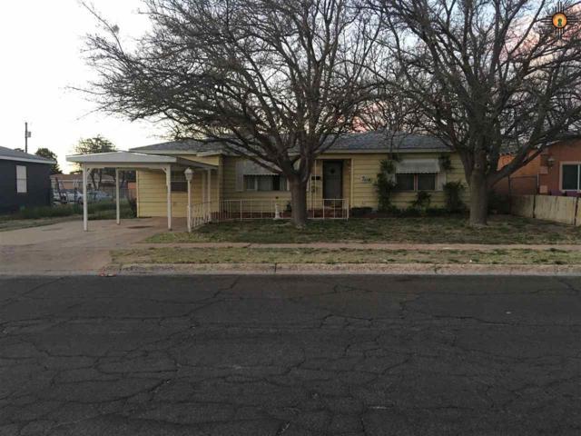 1118 E Llano, Hobbs, NM 88240 (MLS #20191429) :: Rafter Cross Realty