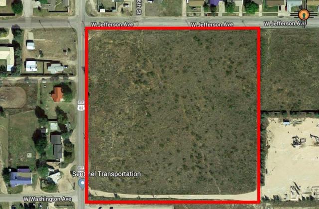 1600 W Jefferson, Lovington, NM 88260 (MLS #20191446) :: Rafter Cross Realty