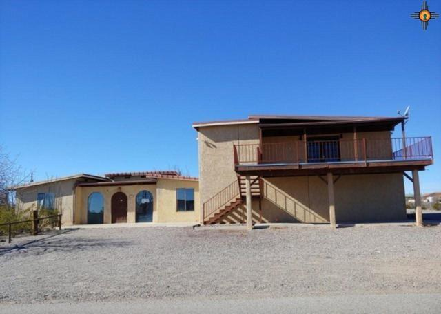 504 Skyline, Elephant Butte, NM 87935 (MLS #20191481) :: Rafter Cross Realty