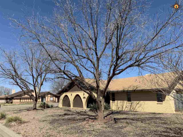1600 Arcineiga Dr, Clovis, NM 88101 (MLS #20191492) :: Rafter Cross Realty