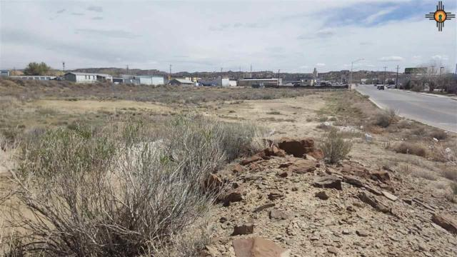tbd W Jefferson Ave, Gallup, NM 87301 (MLS #20191701) :: Rafter Cross Realty