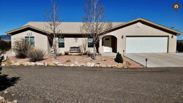 32 Camino De Belinda, Grants, NM 87020 (MLS #20191780) :: Rafter Cross Realty