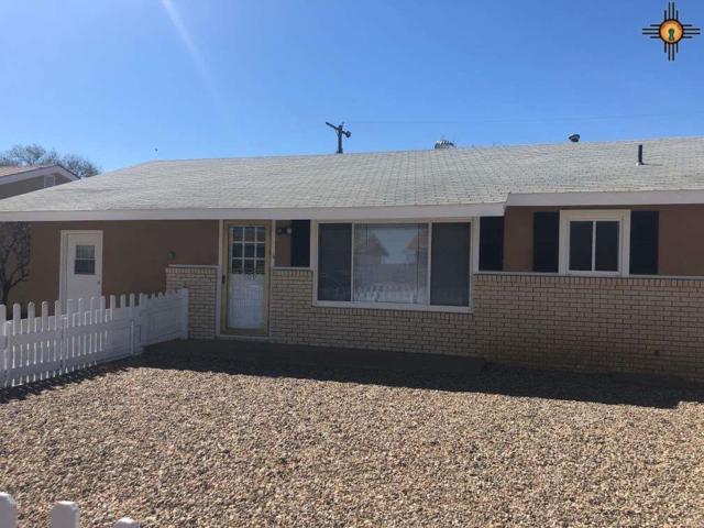 509 Circle, Clovis, NM 88101 (MLS #20191783) :: Rafter Cross Realty