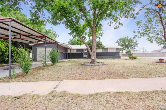 1202 7th Street, Eunice, NM 88231 (MLS #20192188) :: Rafter Cross Realty