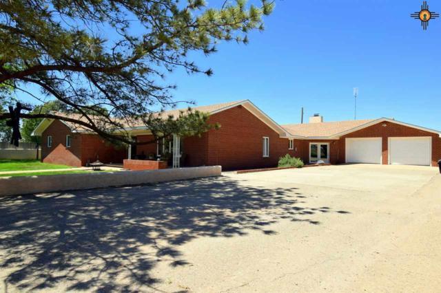 476 S Roosevelt Rd W, Portales, NM 88130 (MLS #20192351) :: Rafter Cross Realty