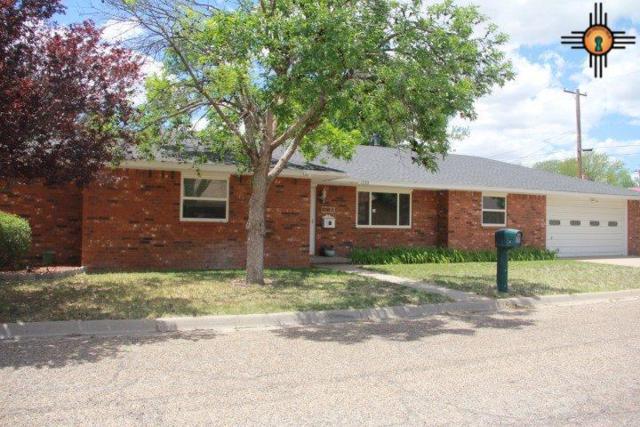 1720 S Avenue M, Portales, NM 88130 (MLS #20192363) :: Rafter Cross Realty