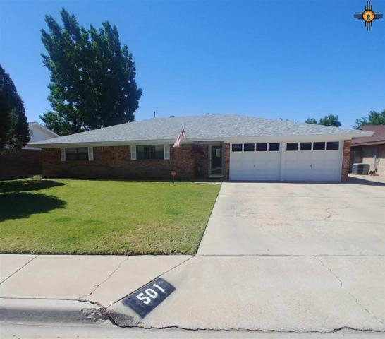 501 W Taos, Hobbs, NM 88240 (MLS #20192401) :: Rafter Cross Realty