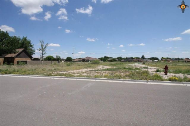 lot 5 blk 8 W Avenue J, Lovington, NM 88260 (MLS #20192595) :: Rafter Cross Realty