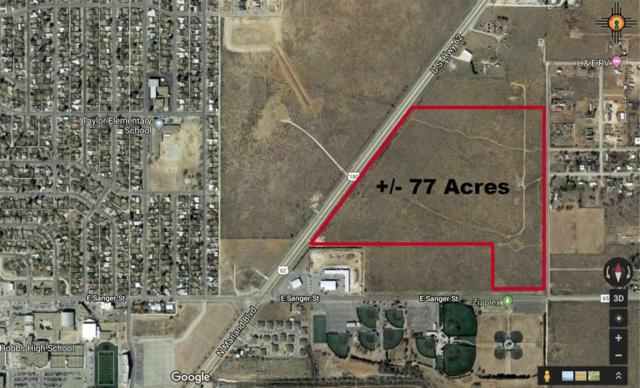 1500 N Marland, Hobbs, NM 88240 (MLS #20192790) :: Rafter Cross Realty