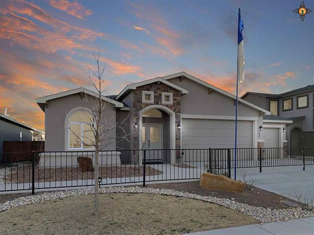 1407 Springfield, Artesia, NM 88210 (MLS #20192824) :: Rafter Cross Realty