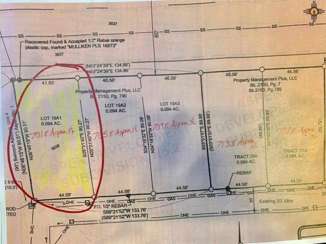 701 E Aspen, Hobbs, NM 88240 (MLS #20192888) :: Rafter Cross Realty