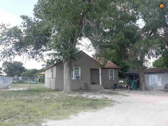 705 E 2nd St., Tatum, NM 88267 (MLS #20192960) :: Rafter Cross Realty