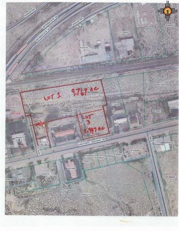 TBD Plaza St., Gallup, NM 87301 (MLS #20193393) :: Rafter Cross Realty