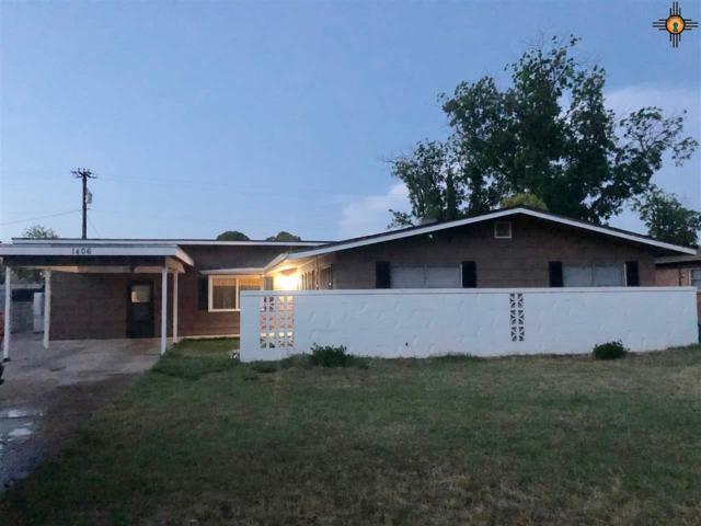 1406 N Country Club Circle, Carlsbad, NM 88220 (MLS #20193397) :: Rafter Cross Realty