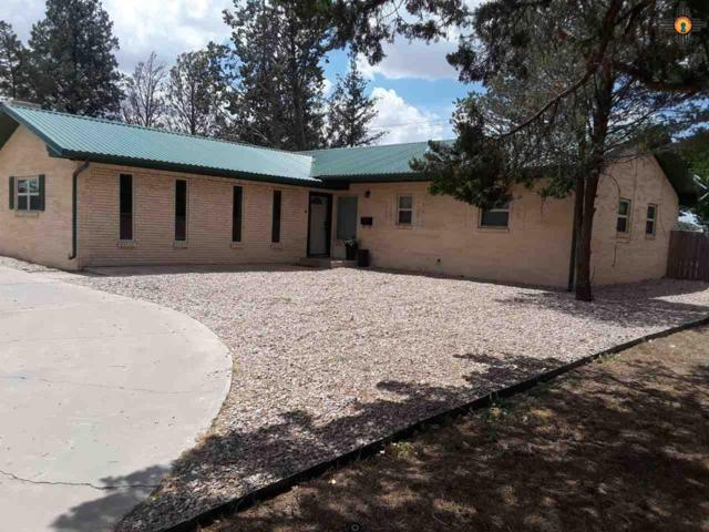 2118 S I Place, Portales, NM 88130 (MLS #20193866) :: Rafter Cross Realty