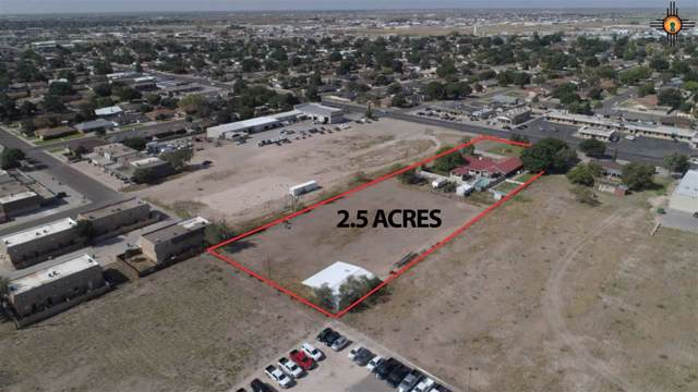 3324 N Grimes, Hobbs, NM 88240 (MLS #20194579) :: Rafter Cross Realty